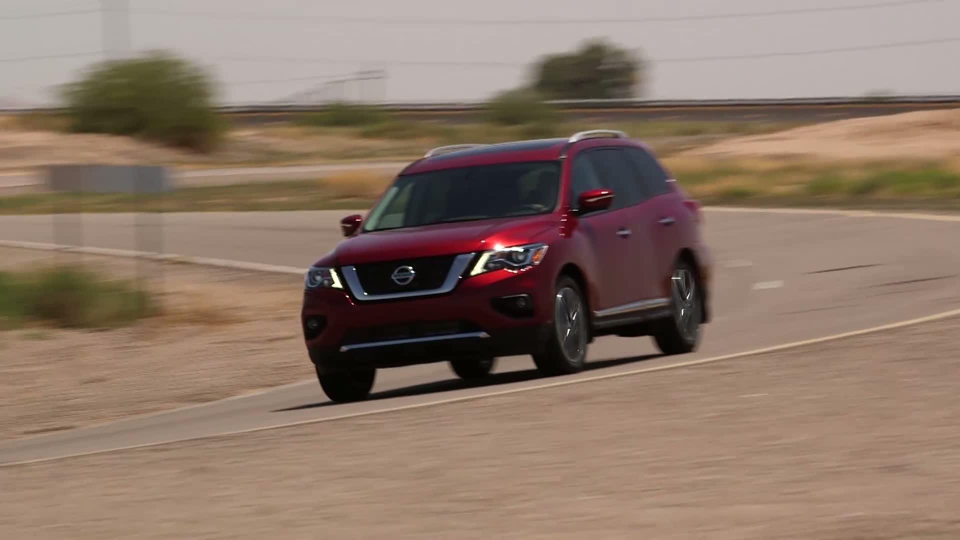 2017 Nissan Pathfinder Towing Capacity >> 2017 Nissan Pathfinder Press Kit
