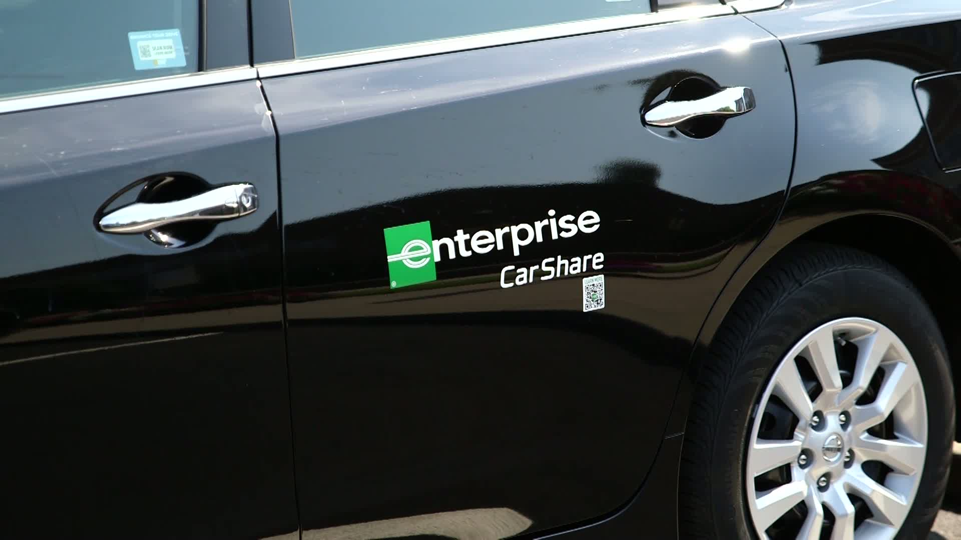 Enterprise Car Share Number >> Enterprise Carshare Nissan Launch Exclusive Partnership On
