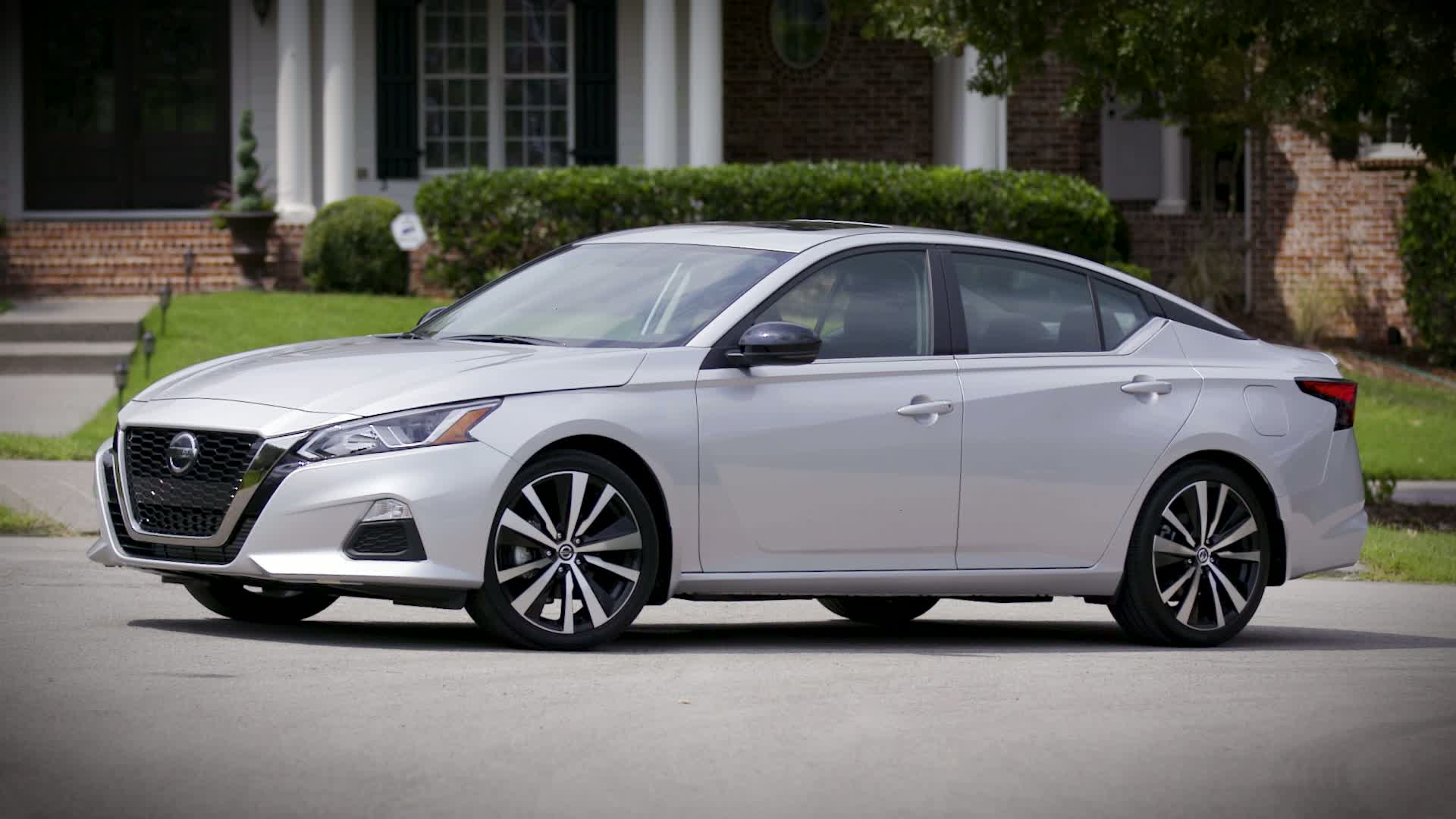 2019 Nissan Altima Press Kit